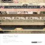 Kaisercraft - Keepsake Collection - 6.5 x 6.5 Paper Pad