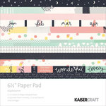Kaisercraft - Daydreamer Collection - 6.5 x 6.5 Paper Pad