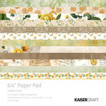 Kaisercraft - Golden Grove Collection - 6.5 x 6.5 Paper Pad