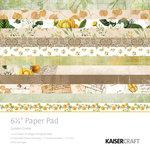 Kaisercraft - Golden Grove Collection - 6.5 x 6.5 Paper Pad
