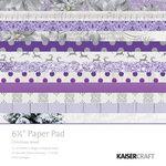 Kaisercraft - Christmas Jewel Collection - 6.5 x 6.5 Paper Pad