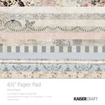 Kaisercraft - Romantique Collection - 6.5 x 6.5 Paper Pad