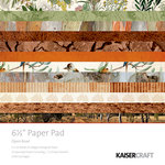 Kaisercraft - Open Road Collection - 6.5 x 6.5 Paper Pad