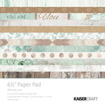 Kaisercraft - Memory Lane Collection - 6.5 x 6.5 Paper Pad