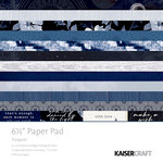 Kaisercraft - Stargazer Collection - 6.5 x 6.5 Paper Pad