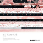 Kaisercraft - Sparkle Collection - 6.5 x 6.5 Paper Pad