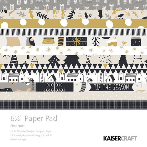 KaiserCraft First Noel Paper Pack