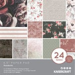 Kaisercraft - Rosabella Collection - 6.5 x 6.5 Paper Pad