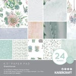 Kaisercraft - Greenhouse Collection - 6.5 x 6.5 Paper Pad
