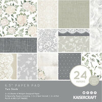Kaisercraft - Two Souls Collection - 6.5 x 6.5 Paper Pad