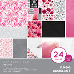 Kaisercraft - Magenta Collection - 6.5 x 6.5 Paper Pad
