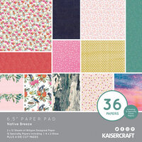 Kaisercraft - Native Breeze Collection - 6 x 6 Paper Pad