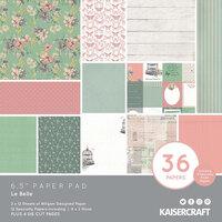 Kaisercraft - Le Belle Collection - 6.5 x 6.5 Paper Pad