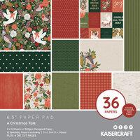 Kaisercraft - A Christmas Tale - 6.5 x 6.5 Paper Pad