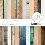 Kaisercraft - Basecoat Collection - 12 x 12 Paper Pad