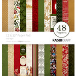 Kaisercraft - Holy Night Collection - Christmas - 12 x 12 Paper Pad