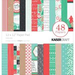 Kaisercraft - Holly Jolly Collection - Christmas - 12 x 12 Paper Pad