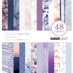 Kaisercraft - Misty Mountains Collection - 12 x 12 Paper Pad