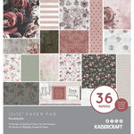Kaisercraft - Rosabella Collection - 12 x 12 Paper Pad