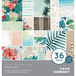 Kaisercraft - Paradise Found Collection - 12 x 12 Paper Pad