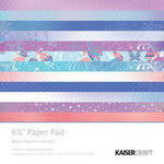 Kaisercraft - Magic Happens Collection - 6.5 x 6.5 Paper Pad