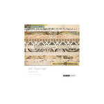 Kaisercraft - Timeless Collection - 6.5 x 6.5 Paper Pad - Vintage