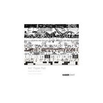 Kaisercraft - Timeless Collection - 6.5 x 6.5 Paper Pad - Black and White