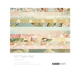 Kaisercraft - Sweet Nothings Collection - 6.5 x 6.5 Paper Pad