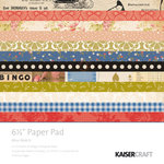 Kaisercraft - Miss Match Collection - 6.5 x 6.5 Paper Pad