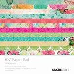 Kaisercraft - Secret Admirer Collection - 6.5 x 6.5 Paper Pad