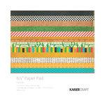 Kaisercraft - Class Act Collection - 6.5 x 6.5 Paper Pad