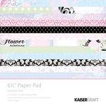 Kaisercraft - Lavender Haze Collection - 6.5 x 6.5 Paper Pad