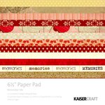 Kaisercraft - Remember Me Collection - 6.5 x 6.5 Paper Pad