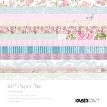 Kaisercraft - True Romance Collection - 6.5 x 6.5 Paper Pad