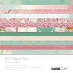 Kaisercraft - Enchanted Garden Collection - 6.5 x 6.5 Paper Pad