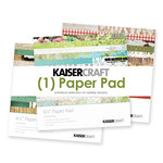 Kaisercraft - 6.5 x 6.5 - Paper Pad - Random Selection