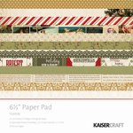 Kaisercraft - Yuletide Collection - 6.5 x 6.5 Paper Pad