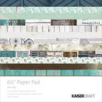 Kaisercraft - Blue Bay Collection - 6.5 x 6.5 Paper Pad