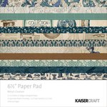 Kaisercraft - Betsy's Couture Collection - 6.5 x 6.5 Paper Pad