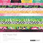 Kaisercraft - Say Aloha Collection - 6.5 x 6.5 Paper Pad