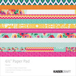 Kaisercraft - Fiesta Collection - 6.5 x 6.5 Paper Pad