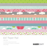Kaisercraft - Little One Collection - 6.5 x 6.5 Paper Pad