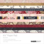 Kaisercraft - Ma Cherie Collection - 6.5 x 6.5 Paper Pad