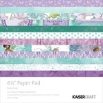 Kaisercraft - Fairy Dust Collection - 6.5 x 6.5 Paper Pad