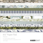 Kaisercraft - Provincial Collection - 6.5 x 6.5 Paper Pad