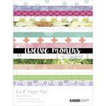 Kaisercraft - My Year, My Story Collection - 6 x 8 Paper Pad