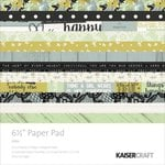 Kaisercraft - Hashtag Me Collection - 6.5 x 6.5 Paper Pad