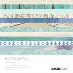 Kaisercraft - Coastal Escape Collection - 6.5 x 6.5 Paper Pad