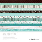 Kaisercraft - Sea Breeze Collection - 6.5 x 6.5 Paper Pad