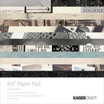 Kaisercraft - Just Landed Collection - 6.5 x 6.5 Paper Pad